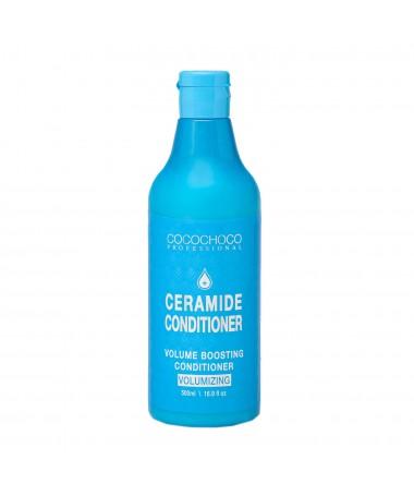 Ceramide conditioner for volume 16.9 fl oz COCOCHOCO